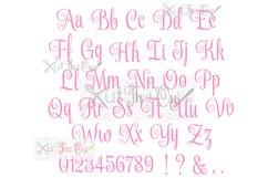 EXCLUSIVE Elegant Script SVG & DXF Cut File Product Image 3