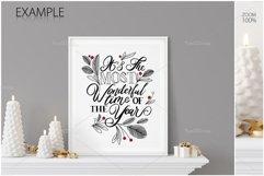 Christmas Frame & Wall Mockup Bundle Product Image 2