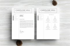 Creative Resume Template Product Image 5