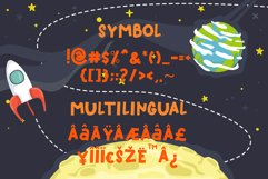 Kidspace - Playful Font Product Image 3