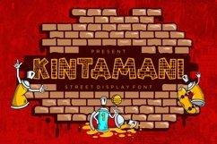 Kintamani - Street Display Font Product Image 1