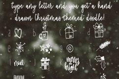 Christmas Symbols Font Product Image 2