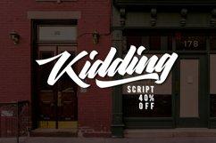 Kidding Script Product Image 1