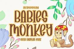 Babies Monkey Product Image 1