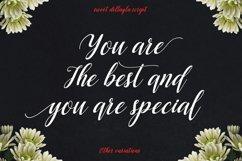 Dellayla Script Product Image 3