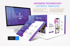 Business - Technology Keynote Template Product Image 1