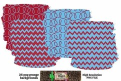 Patriotic July 4th Background for Dye Sublimation Product Image 5