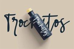 Web Font Soumatis - A Stylish Script Font Product Image 4