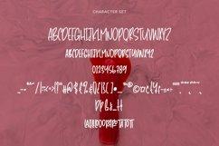 Web Font Buttermilk - Playfull Handwritten Font Product Image 4