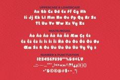 Web Font Mitten Font Product Image 5