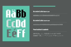 Message - Nokia Style LCD Font Product Image 5