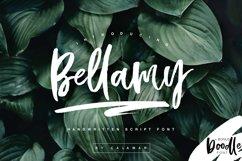 Bellamy Script Product Image 1
