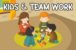 Kiddy Play - Kids Gaming font Product Image 2