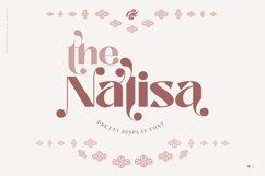Nalisa Font - Modern Beauty Display Product Image 1