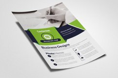 Business Accounting Firm Flyer Product Image 2