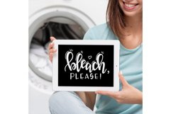 Laundry SVG Bundle design set Product Image 5