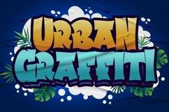 Bradwall Graffiti Font Product Image 3