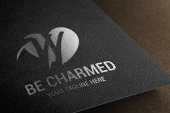 W Letter Heart logo Design Product Image 3