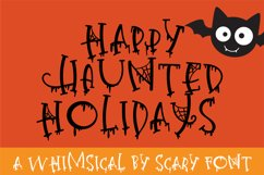 PN Happy Haunted Holidays Product Image 1
