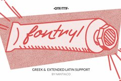 Retro Handwritten Font Fontryl Product Image 6