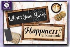 Farmhouse SVG Sign Bundle - 6 SVG & PNG digital files Product Image 4