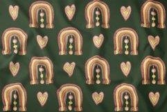 Rainbow Pattern Set Product Image 5