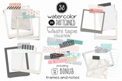 Washi Tape  Frames and Notes Product Image 1