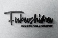 Fukushima Modern Calligraphy Product Image 1