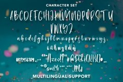 Web Font Birthdate - Beautiful Handwritten Font Product Image 4