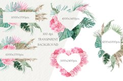 Tropical Wedding&Valentine's Frames Product Image 2
