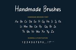 Handmade Brushes Font Product Image 3