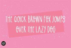 SUMMER SOLSTICE a Cute Sans Serif Font Product Image 4