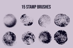 SPONGE TEXTURIZER BRUSHES AND STAMPS Product Image 4
