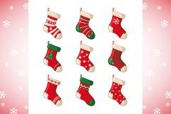 Set of Christmas Socks Product Image 1