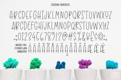 SuccuLine - single-line hairline version of Succulent font! Product Image 2
