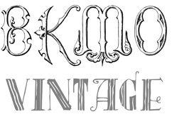 Victorian Alphabets Pack 32 Product Image 4