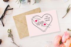 Long distance love svg, Valentines svg Product Image 3