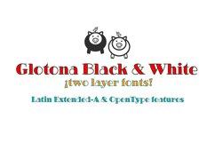 Glotona's Family Fonts Product Image 6