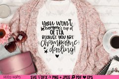You aren't everyone's cup of tea you are champagne! Product Image 6