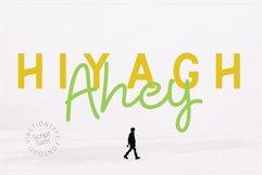 Hiyagh Ahey - Couple Fonts Product Image 1