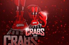 Crabs - Mascot & Esport Logo Product Image 1