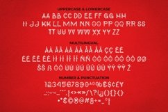 Web Font Gallagher Font Product Image 5