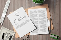 Estillon - Handwritten Font Product Image 6