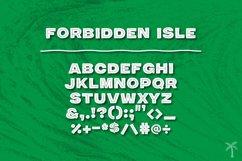 Forbidden Isle Modern Tiki Font Product Image 3