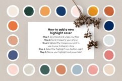 Instagram Highlight Covers Floral Colours Product Image 6