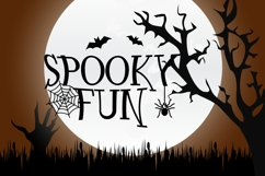 The Spooky Time Product Image 5