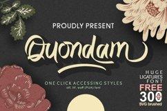 Quondam Product Image 1