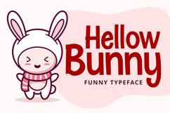 Hellow Bunny Product Image 1