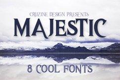 Majestic Typeface Product Image 1