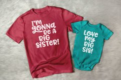 Pinsetter - The Littles Collection - three cute little fonts Product Image 3